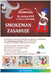 Smokeman zasahuje