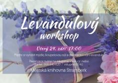 Levandulový workshop