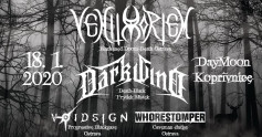 Venit Mortem, Darkwind, Voidsign   The Sekretz