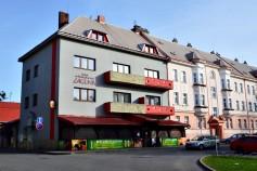 Hotel a restaurace Laguna
