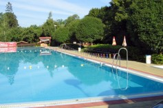Ricco outdoor swimming pool - autocamp RICCO
